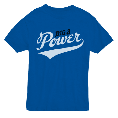 Power Scripted Tee