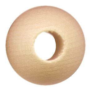 "1"" (25mm) Bead (3/8"" Hole) - 300 PACK"