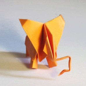 Origami Animal Modelling Kit - Large Gift Set