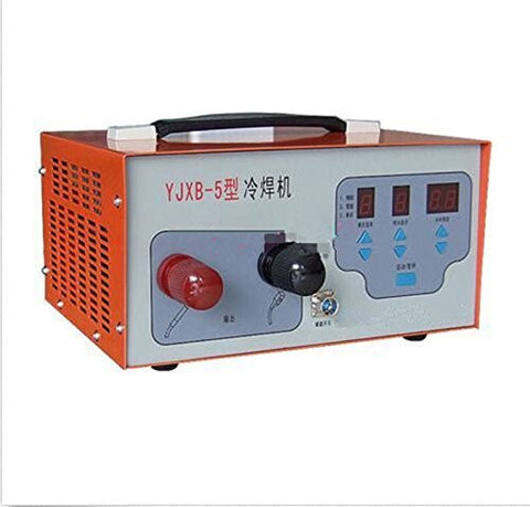 Cyana® BRAND NEW YJxb-5 Steel Casting Mould Repair Cold Welder Cold Welding Machine 220V