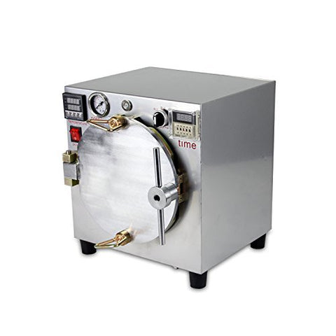 Cyana® brand new Mini High Pressure Autoclave OCA Adhesive Sticker LCD Bubble Remove Machine