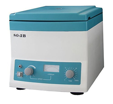 Cyana BRAND NEW 80-2B Desktop Electric Lab Centrifuge Laboratory Centrifuge 4000rpm 12 x 20ml