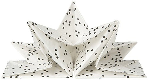 Now Designs Origami Paper Napkins - Dots