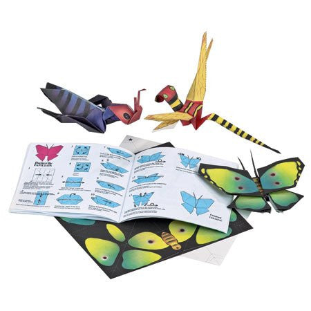 Origami Insect Set