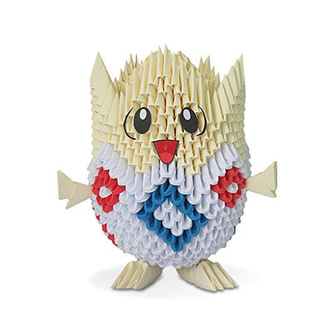 3D Modular Origami TOGEPI Pokemon GO Handmade Paper Art Decoration P15