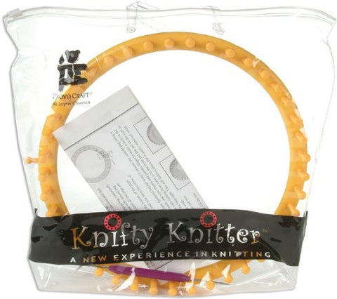 Provo Craft Knifty Knitter Looms - Extra Large Round