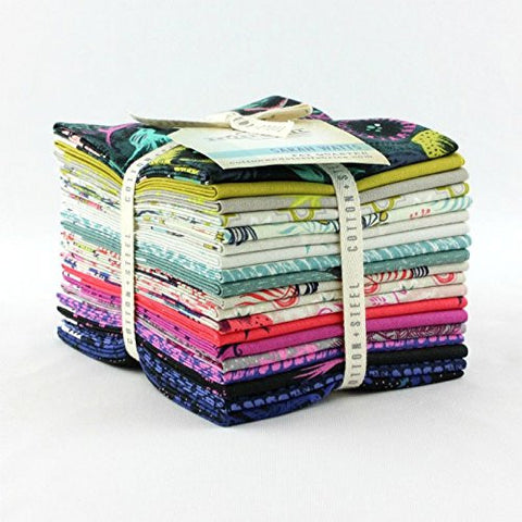 Honeymoon Fat Quarter Bundle (2999-21) by Sarah Watts for Cotton Steel