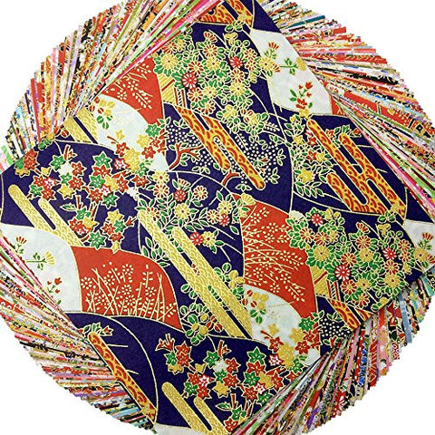 "5.9"" Yuzen Washi Paper Japan 100sheets Y00268"