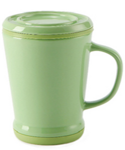 14oz Tea Infuser Mug Green Macha
