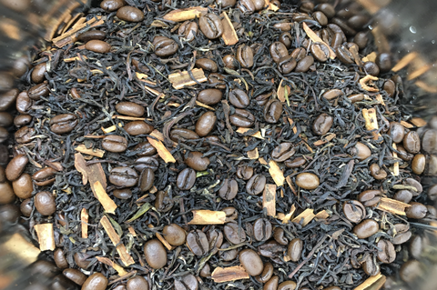 "Transition ""Black tea - Coffee Blend"""