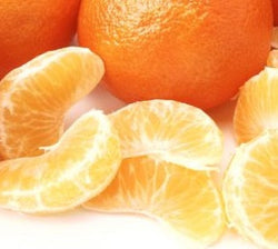 Tangerine Pieces