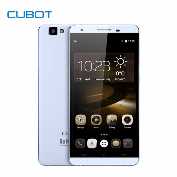 Cubot X15 Smartphone 5.5 FHD 1920*1080 2.5D JDI 16MP 2G RAM 16G ROM Camera Android 5.1 4G LTE MTK6735A Quad Core Cell Phone