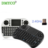 2.4G Wireless Mini I8 Wifi Keyboard Air mouse case Touchpad For Android TV PC TV BOX of M8 MX MK918