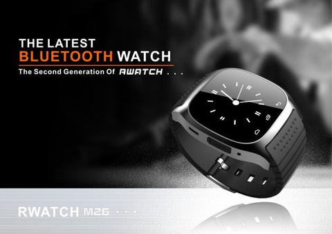 iPhone/Android Smartwatch Bluetooth Waterproof