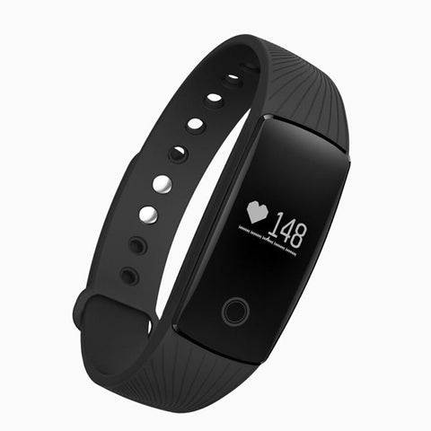 Sports Blood Pressure/Heart Rate Fitness Smartwatch