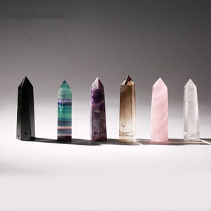 Healing Crystal Water Bottles