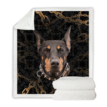 Load image into Gallery viewer, 3D Animal Pug Plush Throw Blanket - Buddha Vibrations