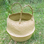 Handmade Flower Basket - Buddha Vibrations