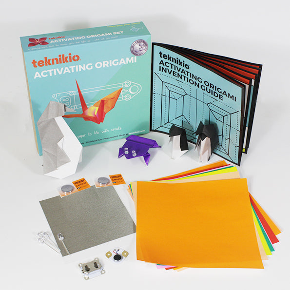 Activating Origami Set