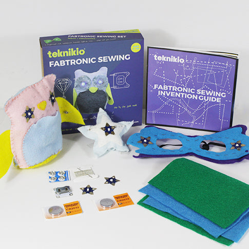 [Learn from Home] 10 pack Fabtronic Sewing Set