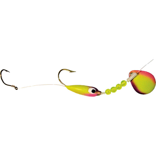 Floating Walleye Spinner Combo