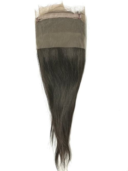 360° Lace Frontal Closure-STRAIGHT - Euryale Virgin Hair