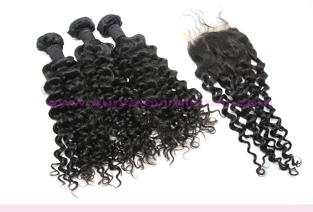 Deep Curly Bundles & Closure