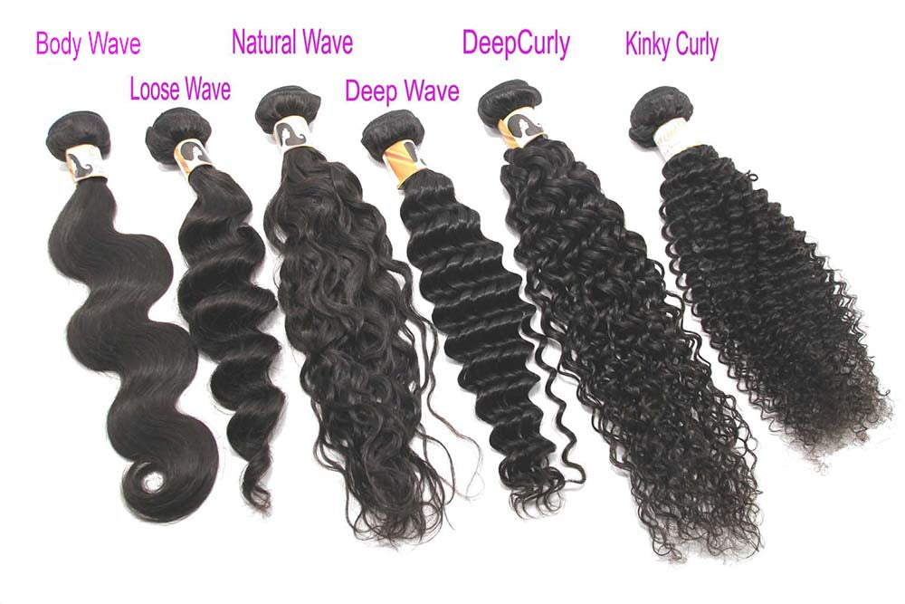 Any 3 Curly Bundles starts $135
