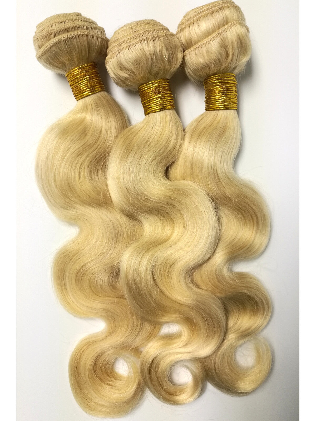 Blonde BODY WAVE - Euryale Virgin Hair