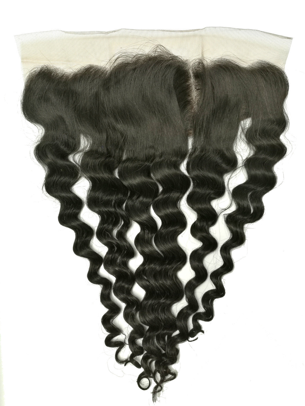 "13""x4"" Lace Frontal Closure- LOOSE WAVE - Euryale Virgin Hair"