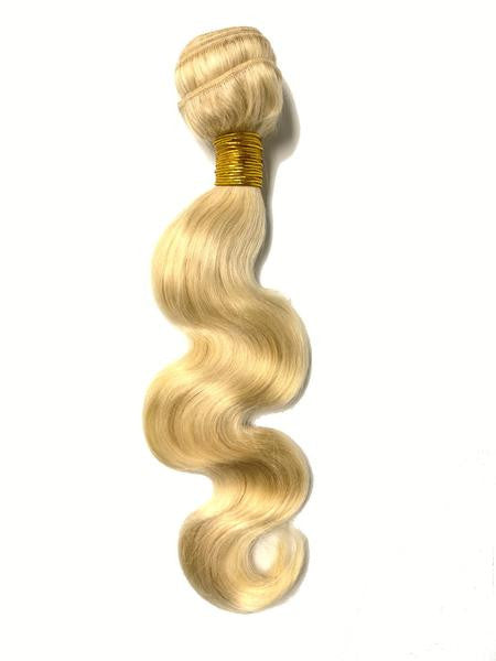 Blonde Bundle-Blonde Body Wave & Straight #613 - Euryale Virgin Hair