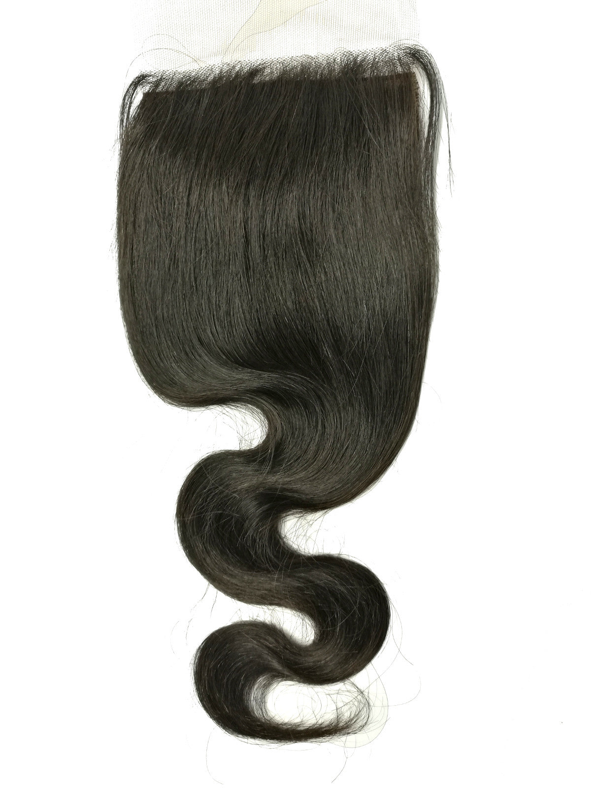 "4""x4"" Silk Lace Closure - BODY WAVE - Euryale Virgin Hair"