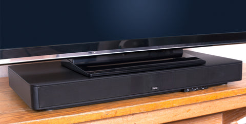 soundbase tv high clarity speaker system