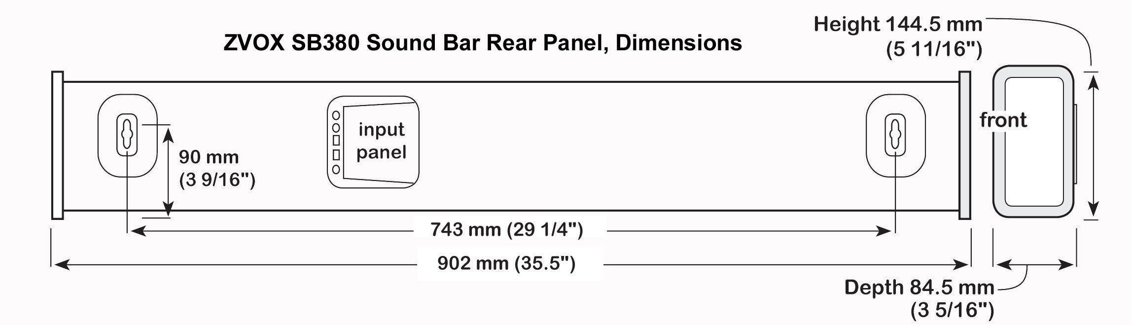 ZVOX_SB380_Back_Panel_and_Dimensions?15794086872157008249 manuals zvox audio sound bar wiring diagram at gsmx.co