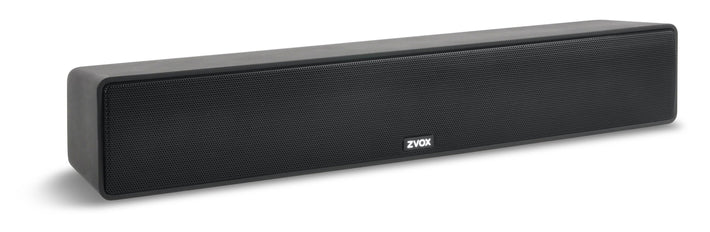 AccuVoice AV155 TV Speaker with 6 Levels of VoiceBoost