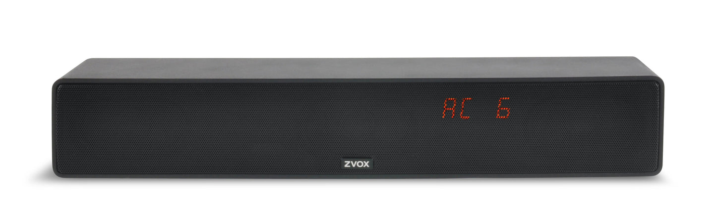 AccuVoice AV155, Certified, Black