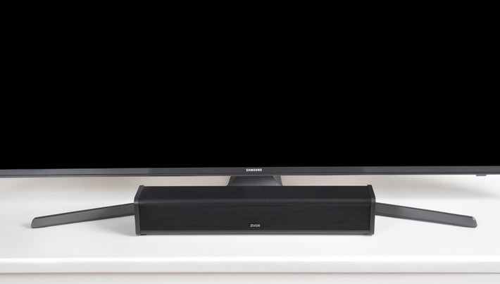 AccuVoice AV203 TV Speaker With Six Levels of Voice Boost