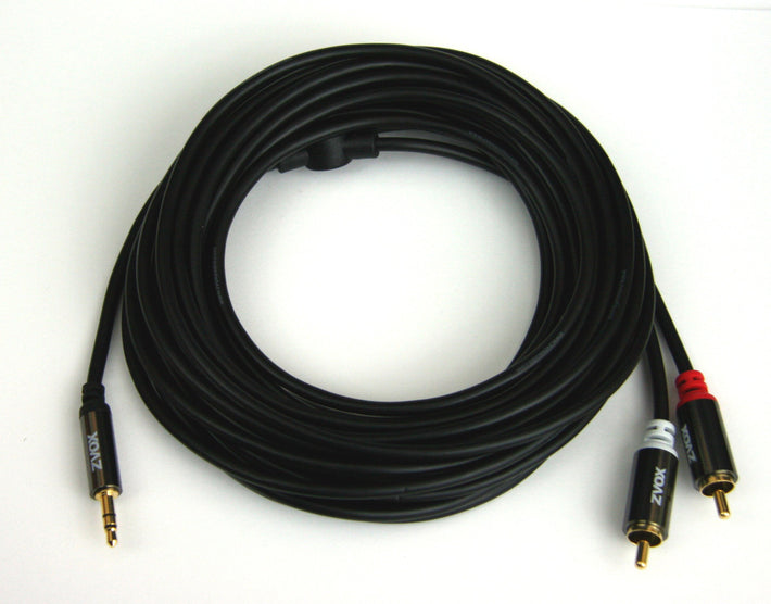 RCA-Mini Connecting Cable - 2 Meter