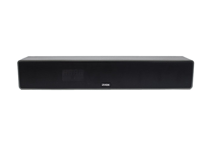 AccuVoice AV157 TV Speaker with Twelve Levels of Voice Boost