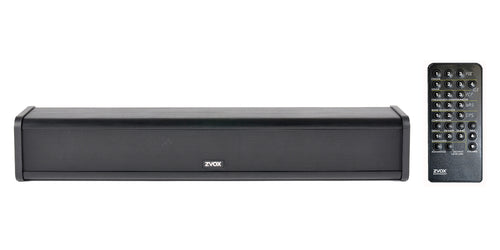 AccuVoice AV205 TV Speaker - With Audiology Adjustments