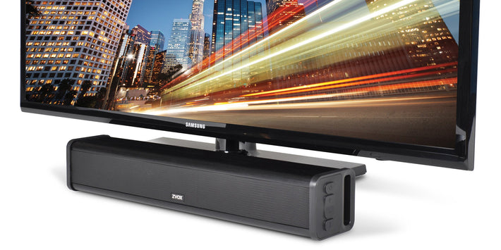 AccuVoice AV200 TV Speaker With Two Levels of Voice Boost