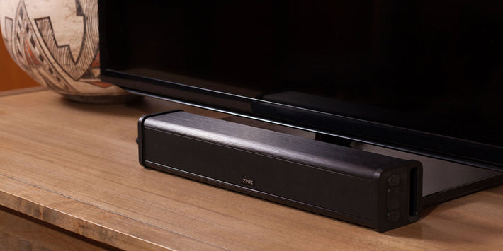 AccuVoice AV201 TV Speaker With Two Levels of Voiceboost