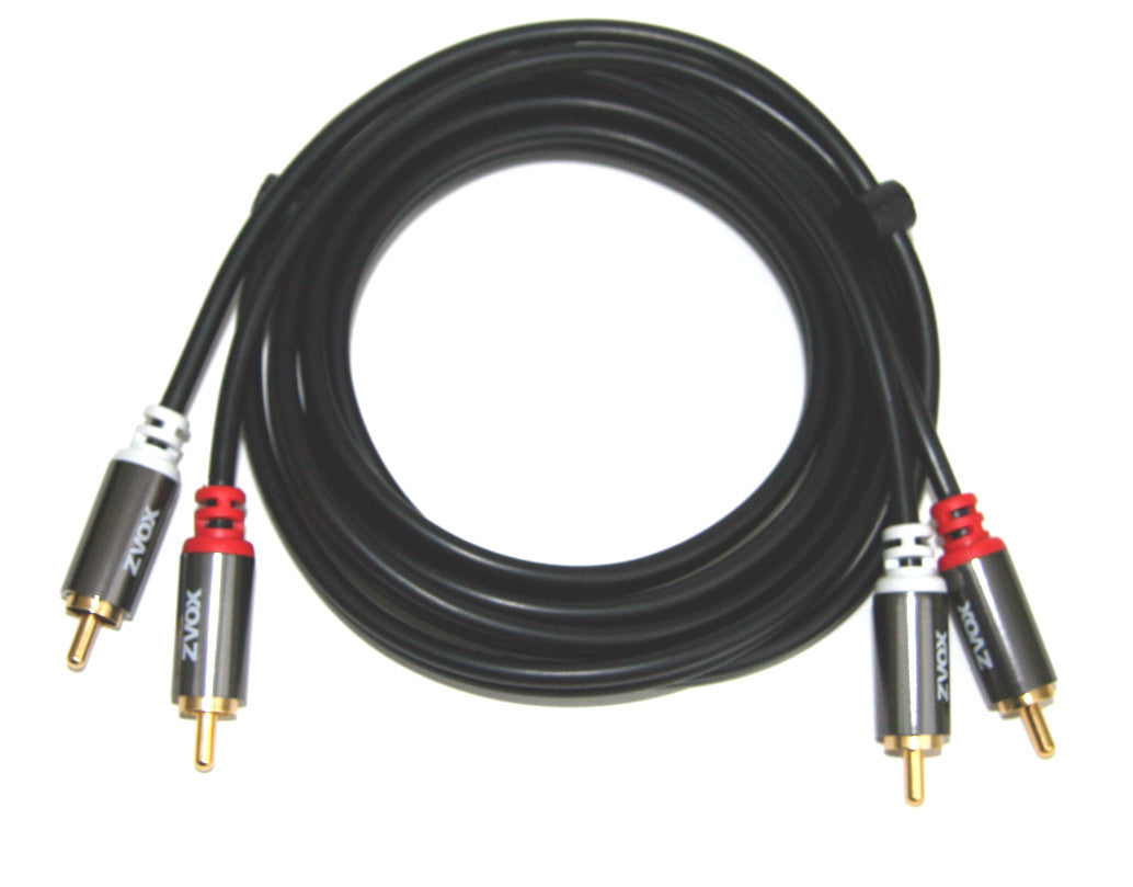 Extra-Long RCA-RCA Connecting Cable - 8 Meter