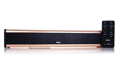 ZVOX AV203, Scratch and Dent (Gold)
