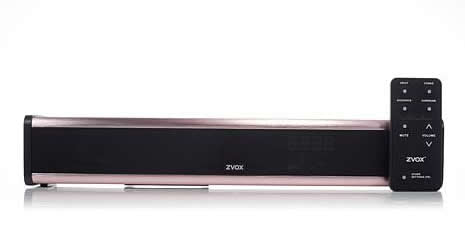 ZVOX AV203, Scratch and Dent (Rose Gold)
