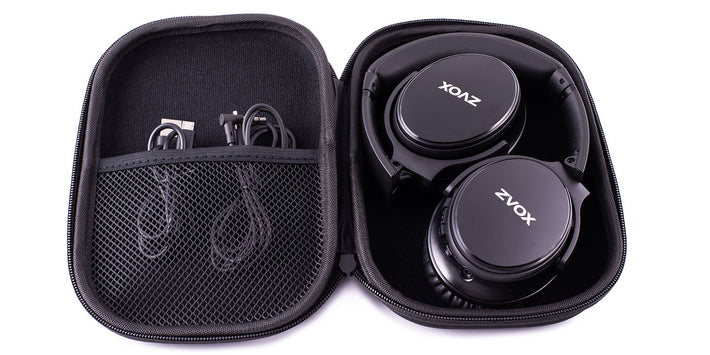 AV50 Noise Cancelling Headphones With AccuVoice Technology
