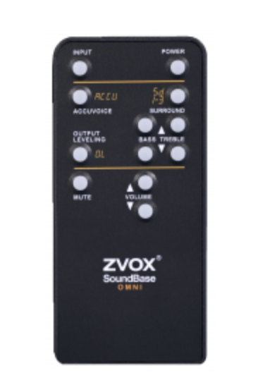 ZVOX Soundbase 440, Scratch and Dent