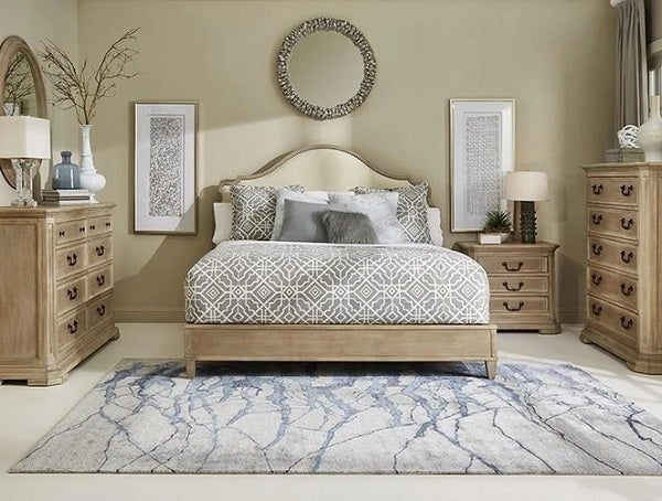ART Furniture Artiste Now Kirby Upholstered Bed
