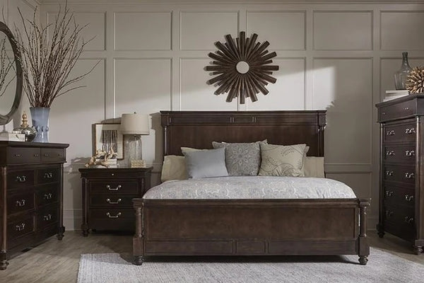 ART Furniture Artiste Now Lawrence Wood Bed California King