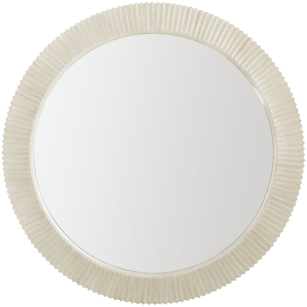 Bernhardt East Hampton Round Mirror